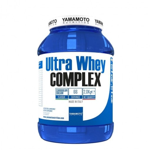 Ultra Whey COMPLEX 2000g - Caribbean Dream - Yamamoto Nutrition